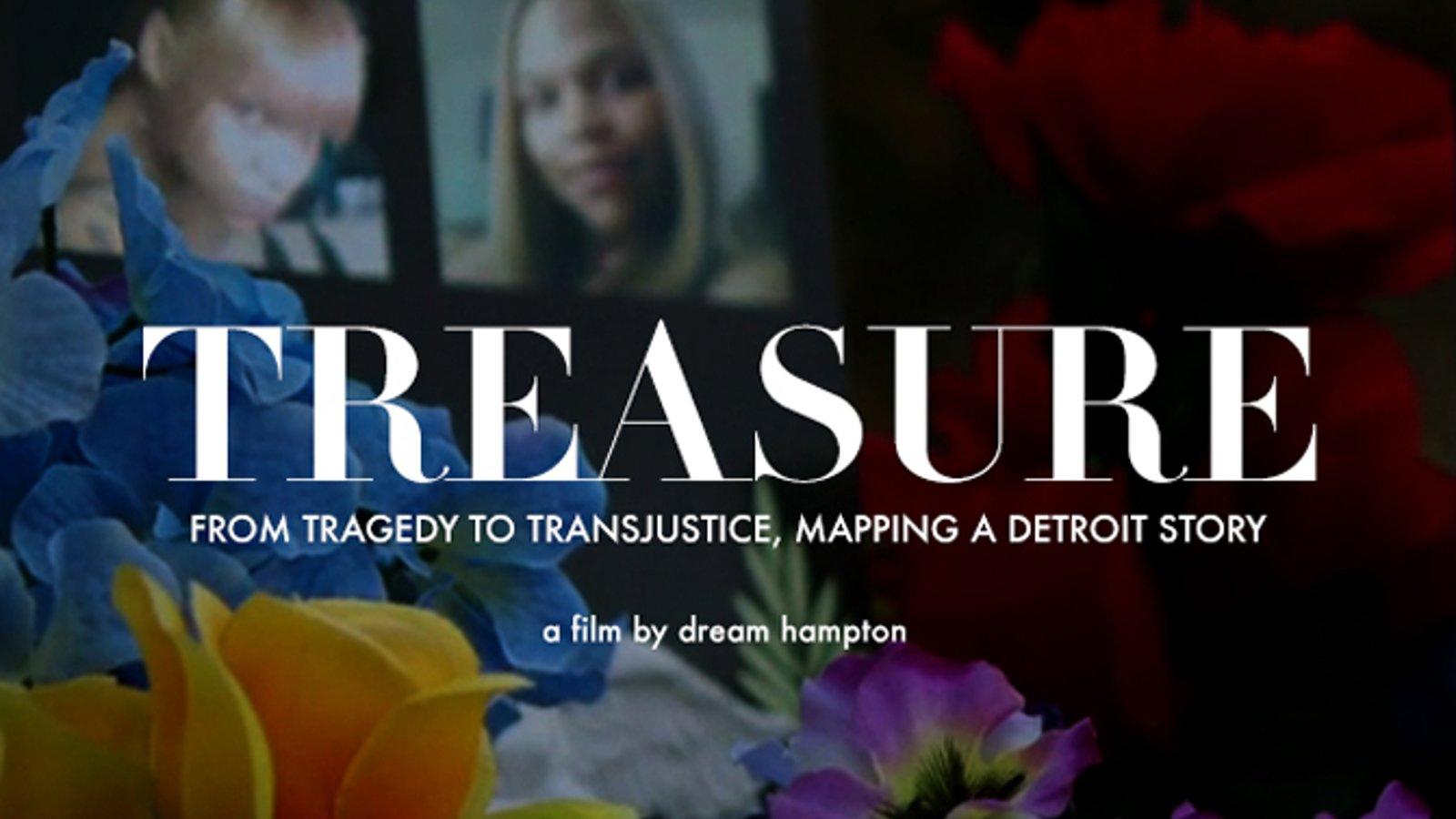 Treasure - Hate Crimes Against the Transgender Community