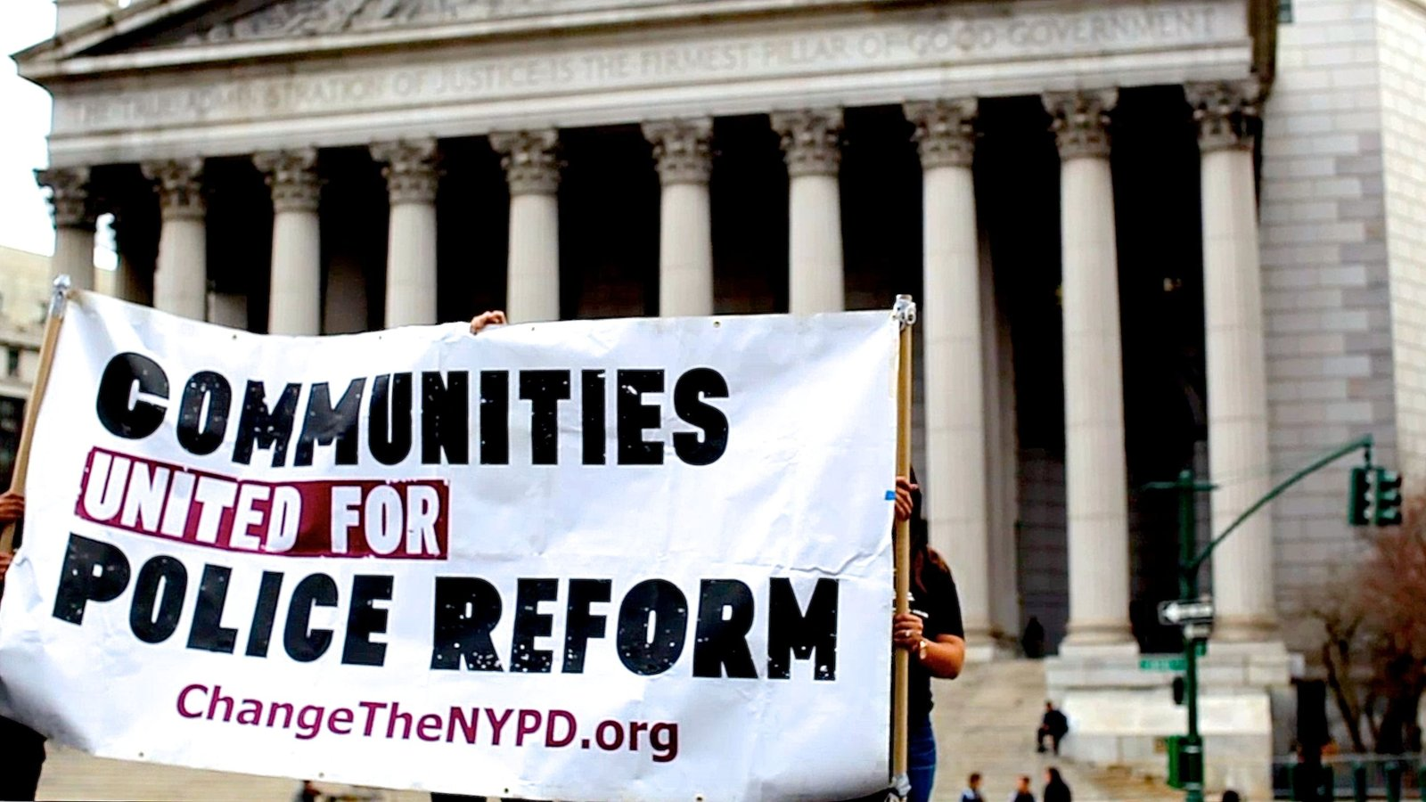 """Stop - Challenging NYPD's """"Stop and Frisk"""" Policies"""