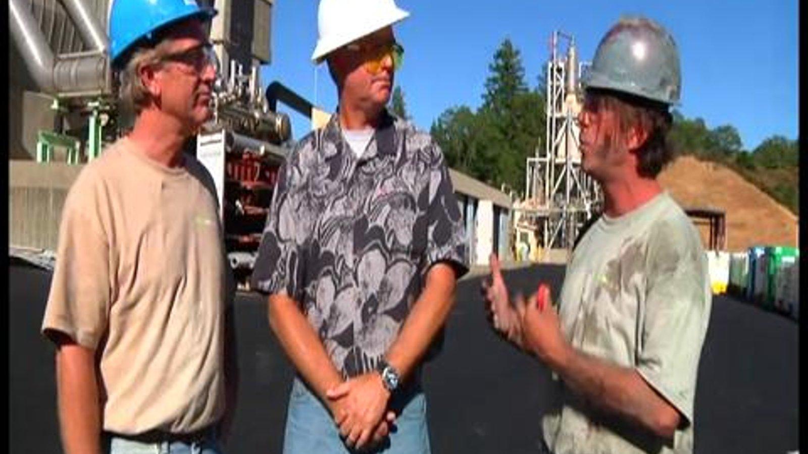 The Green Economy: Geo Thermal Energy