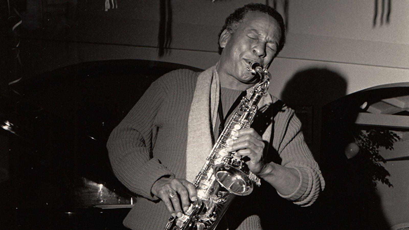 Sound of Redemption - Jazz Musician Frank Morgan