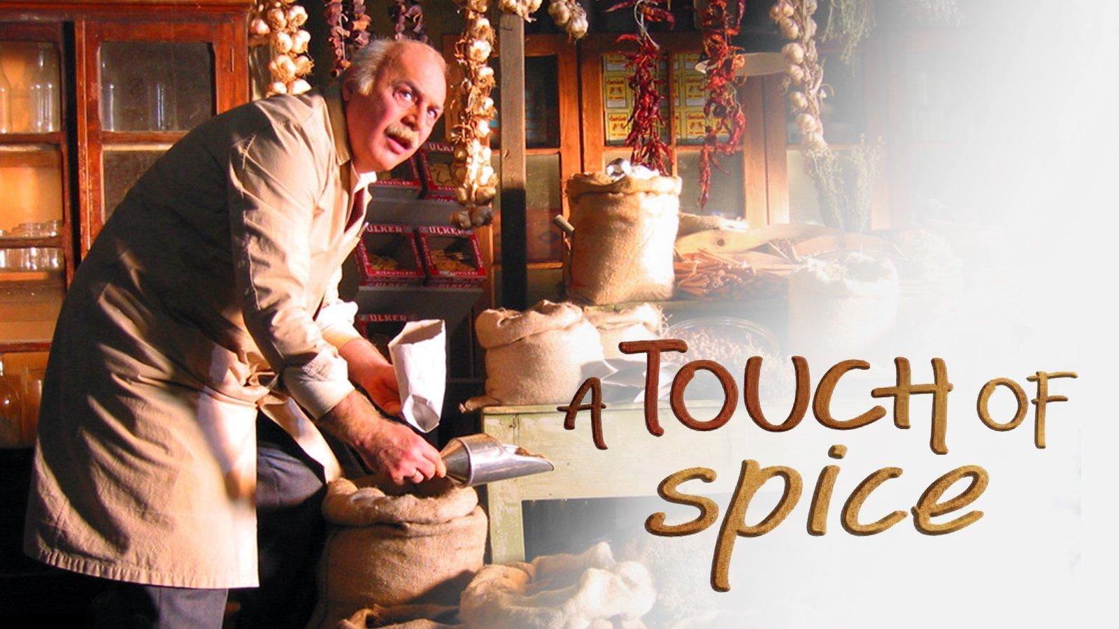 A Touch of Spice - Politiki kouzina