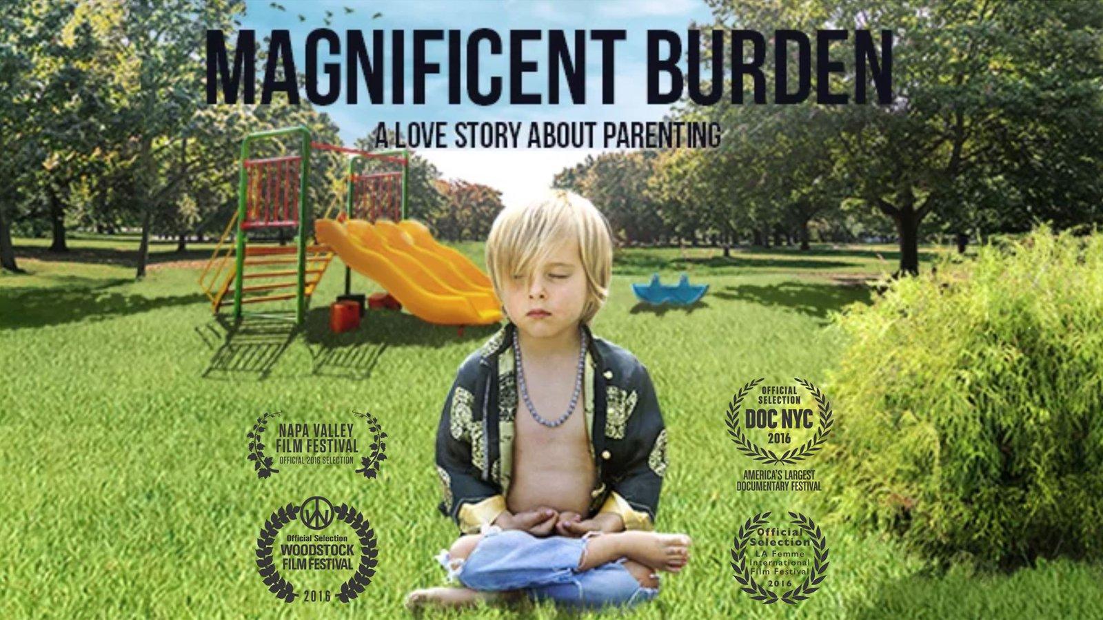 Magnificent Burden - A Former Socialite Becomes a Spokesperson for a Rare Disorder