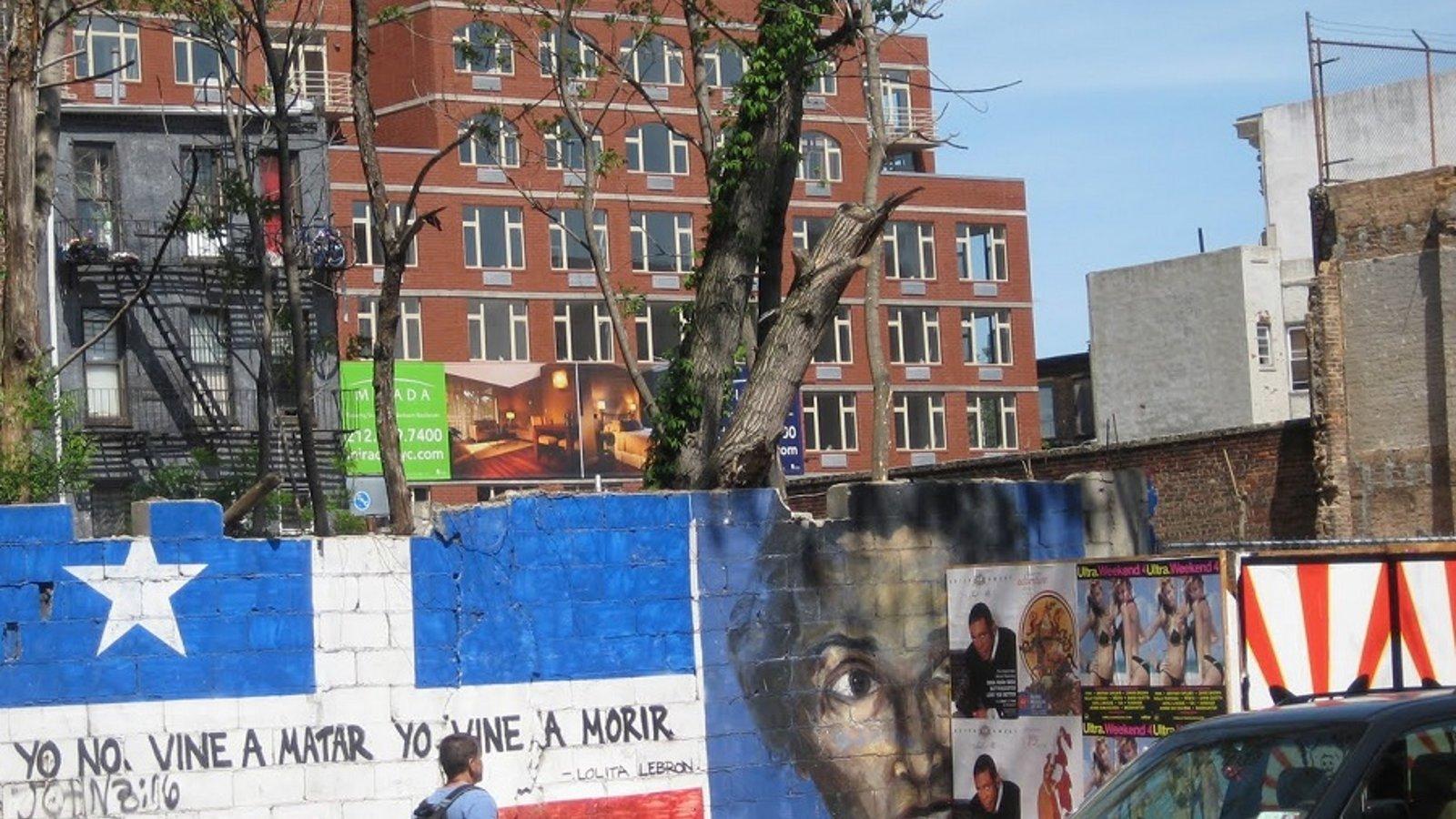 Whose Barrio? - The Gentrification of Spanish Harlem