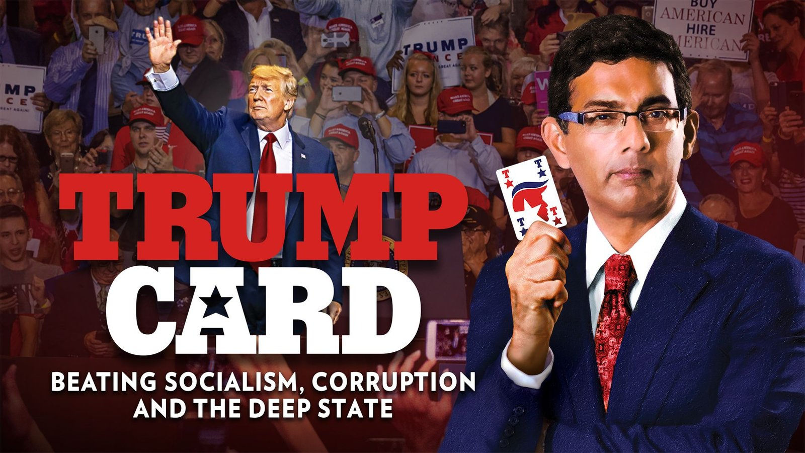 Trump Card - United States of Socialism