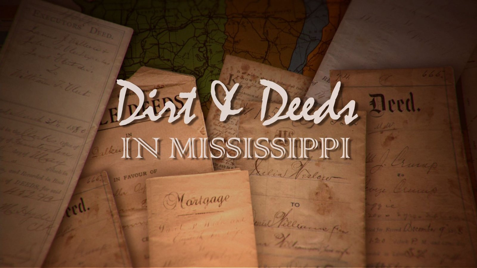 Dirt and Deeds in Mississippi - African American's Fighting for Their Land in the 1960's