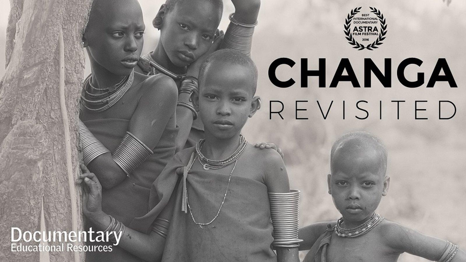Changa Revisited - Social and Economic Change Among Maasai Pastoralists in Tanzania