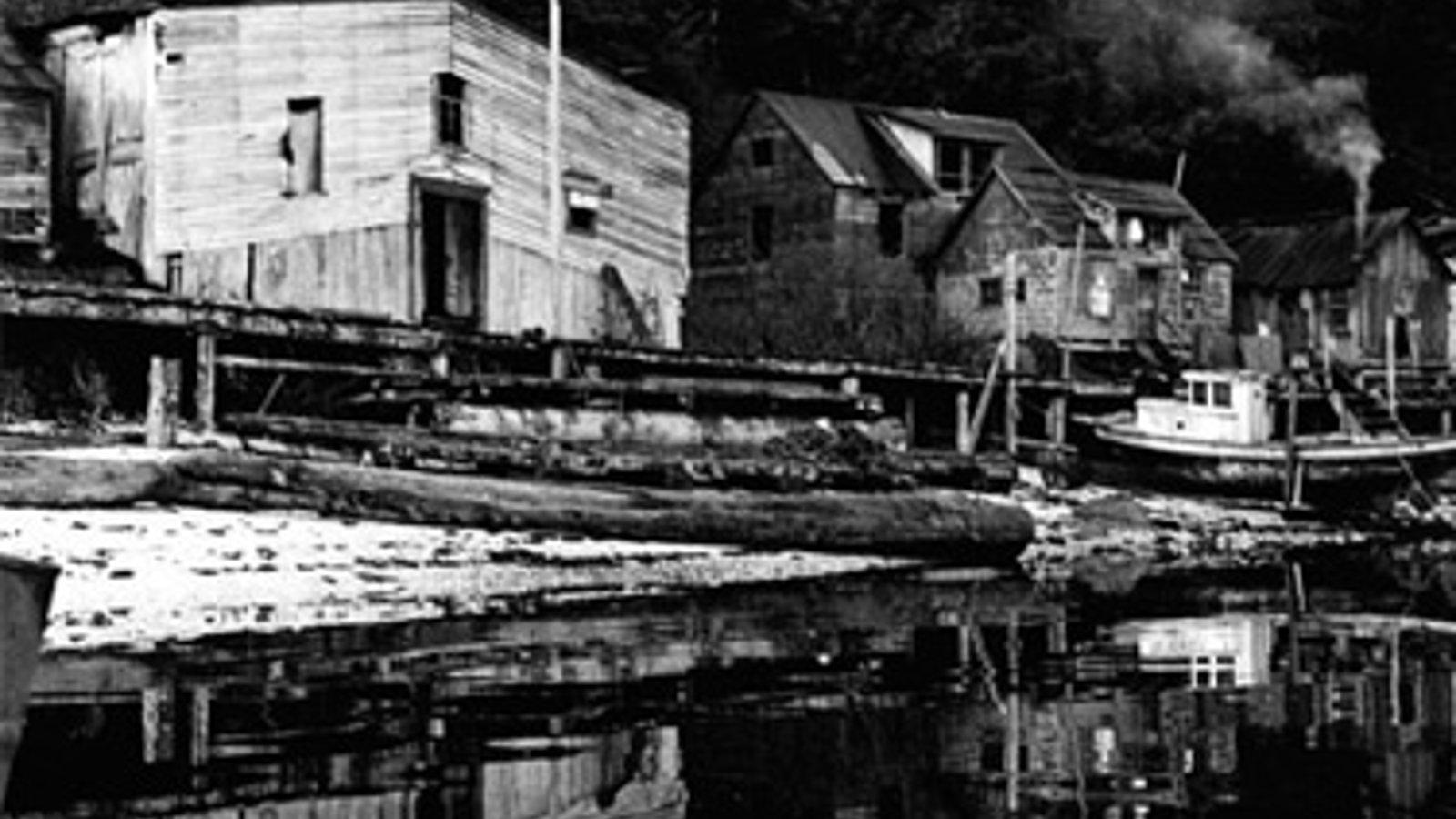 Blunden Harbour - The Kwakiutl Indians