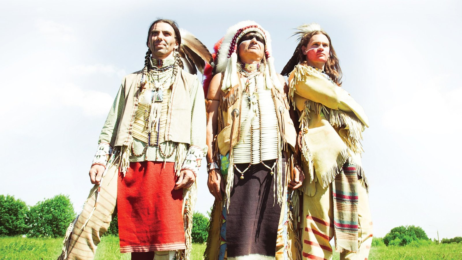 Native America: A Story of Survival