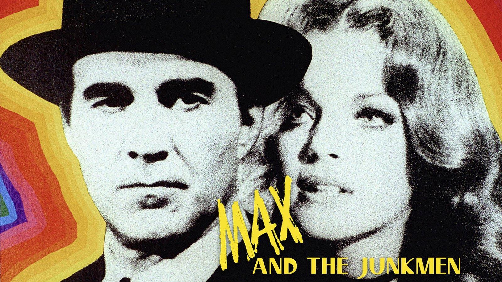 Max and the Junkmen - Max et les ferrailleurs