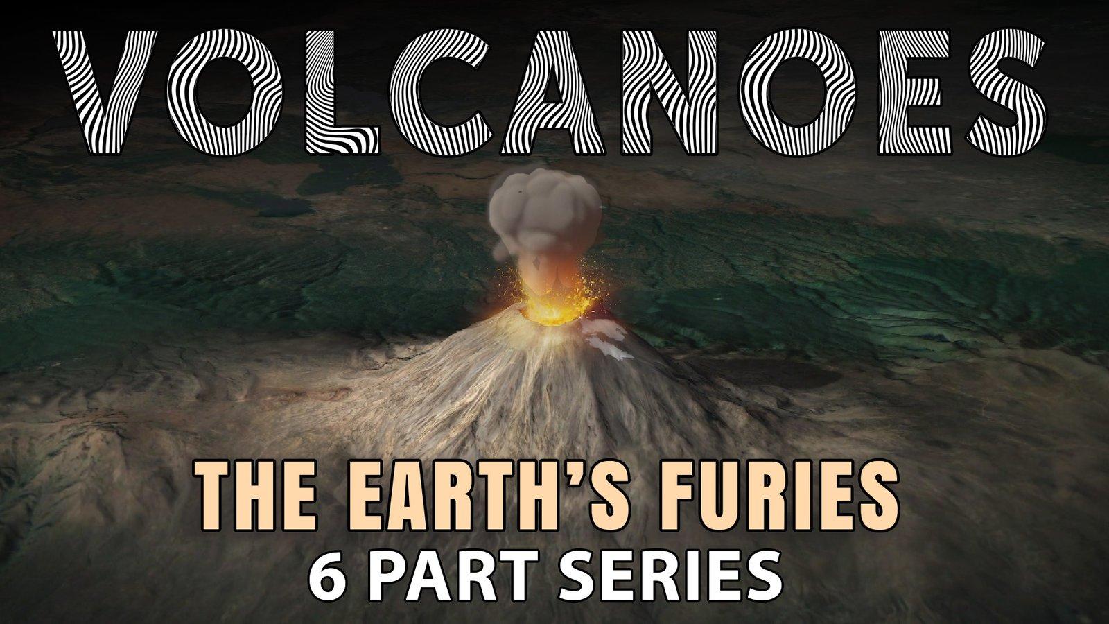 Volcanic Eruptions - The Science of Volcanoes