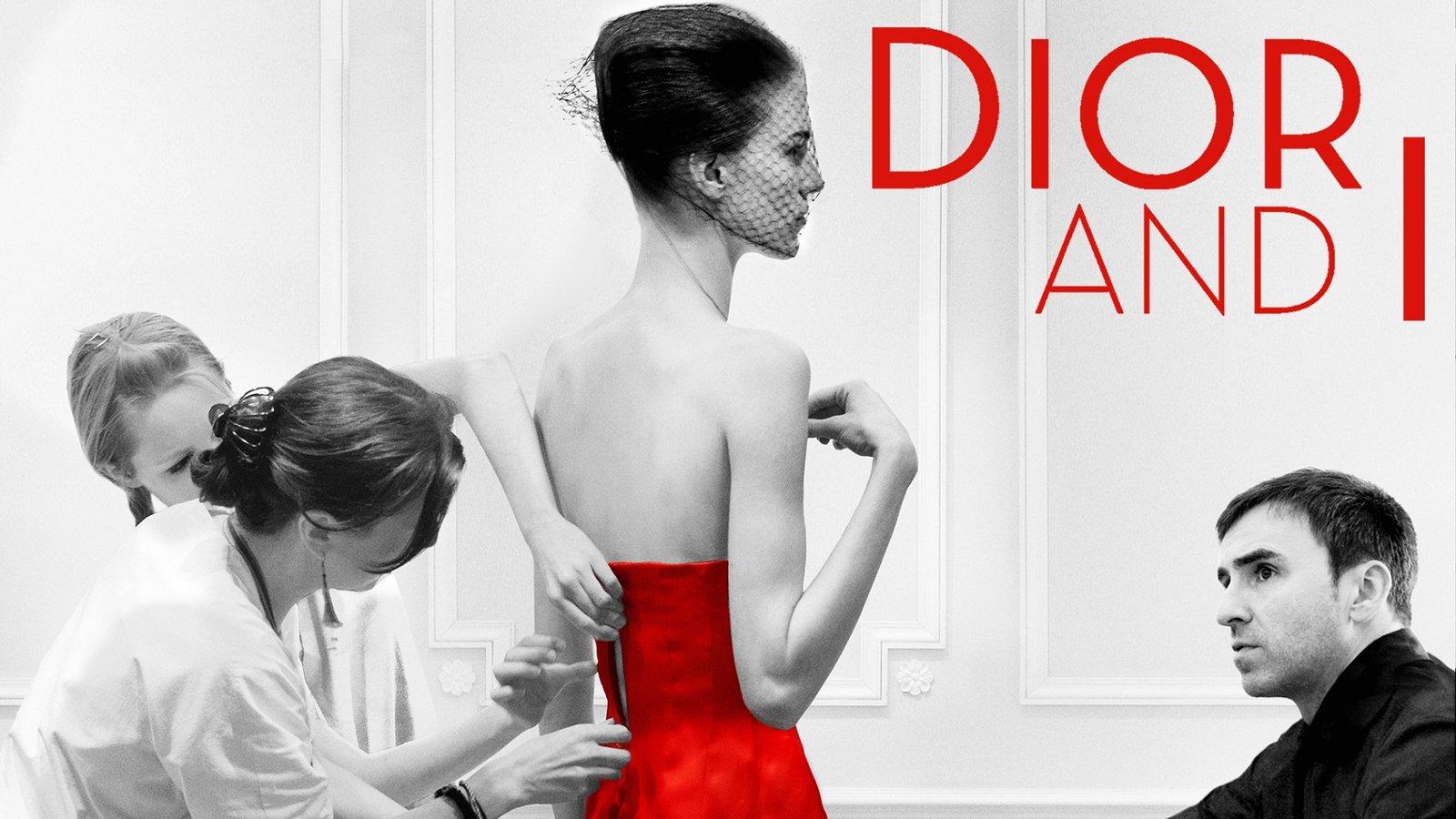 fashion documentaries, dior and I
