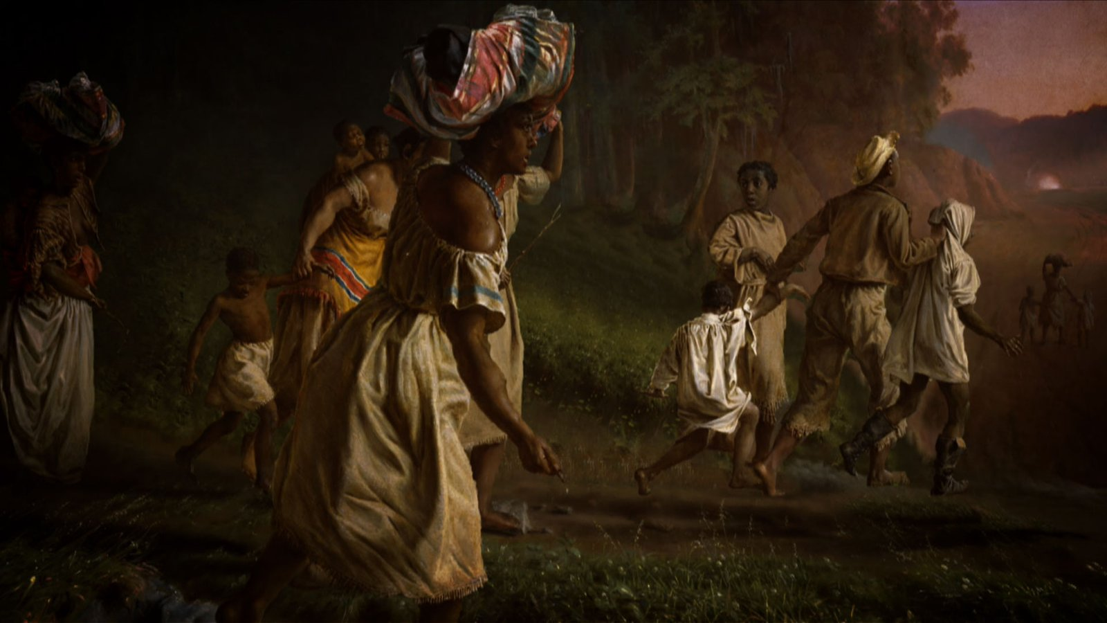 The Age of Slavery - 1780-1860