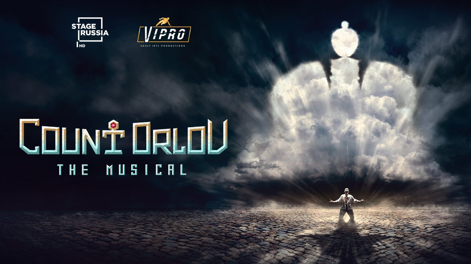 "Moscow Operetta Theatre's ""Count Orlov"" Musical"