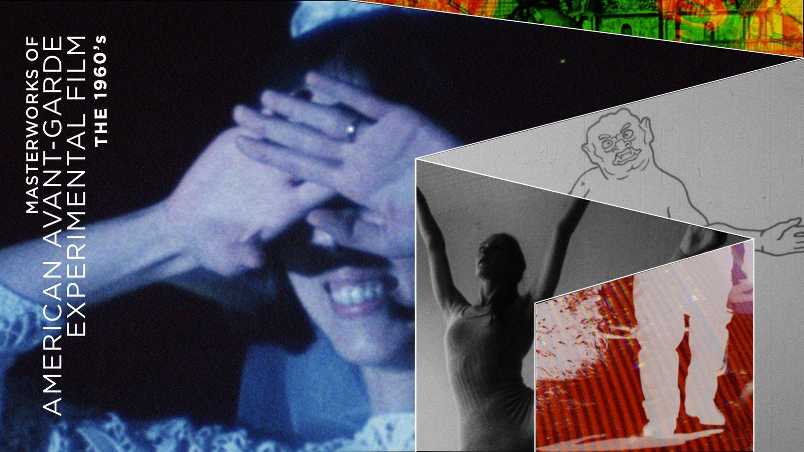 Masterworks of American Avant-garde Experimental Film - The 1960s