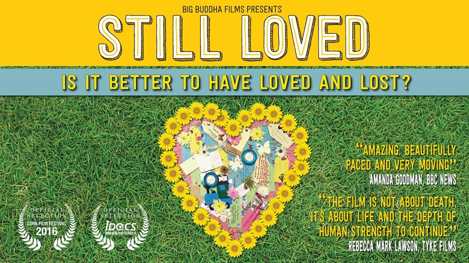 Still Loved - Families Surviving the Loss of a Child