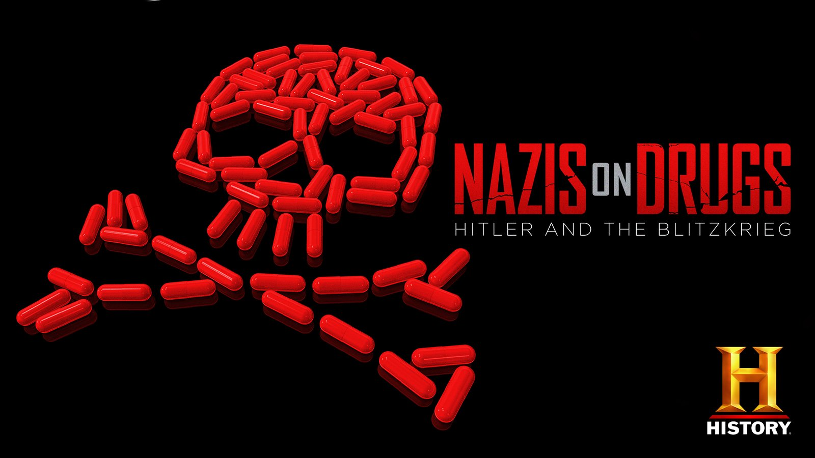 Nazis on Drugs: Hitler and the Blitzkrieg