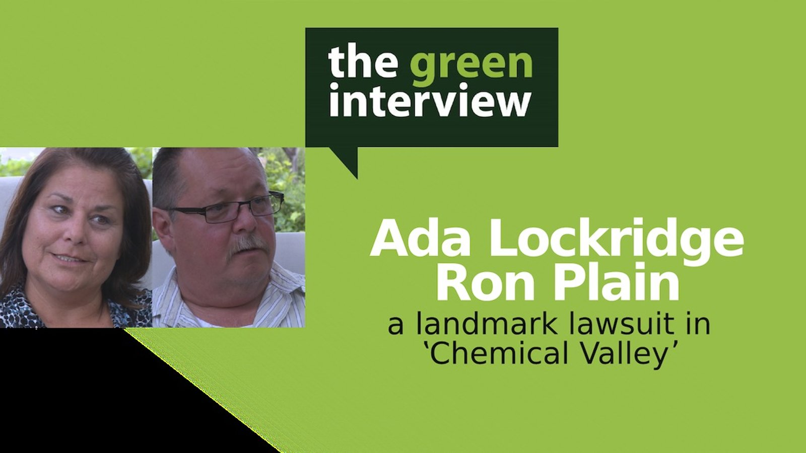 "Ada Plain: A Landmark Lawsuit in ""Chemical Valley"""
