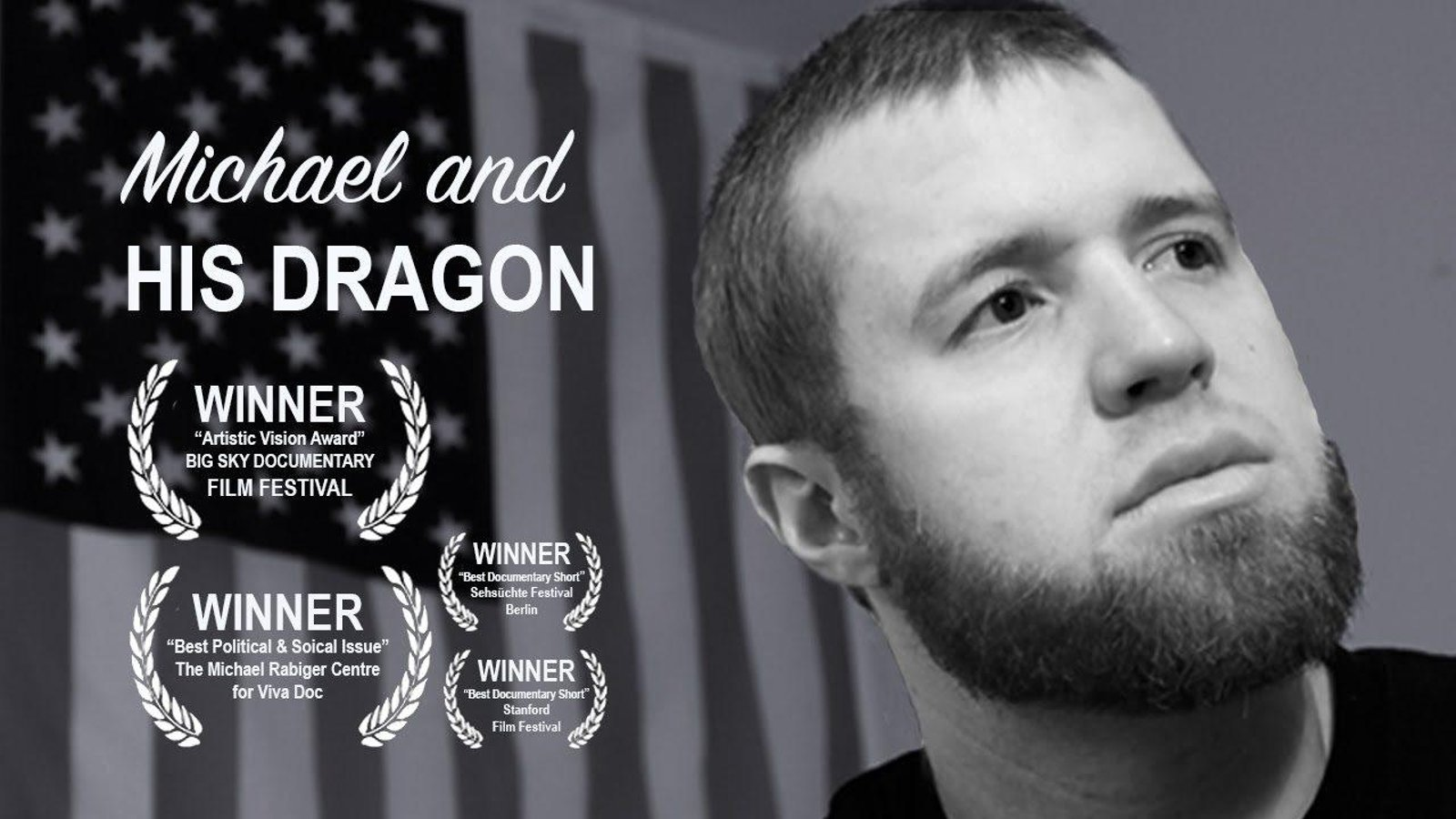 Michael & His Dragon - A U.S. Marine's Battle with PTSD
