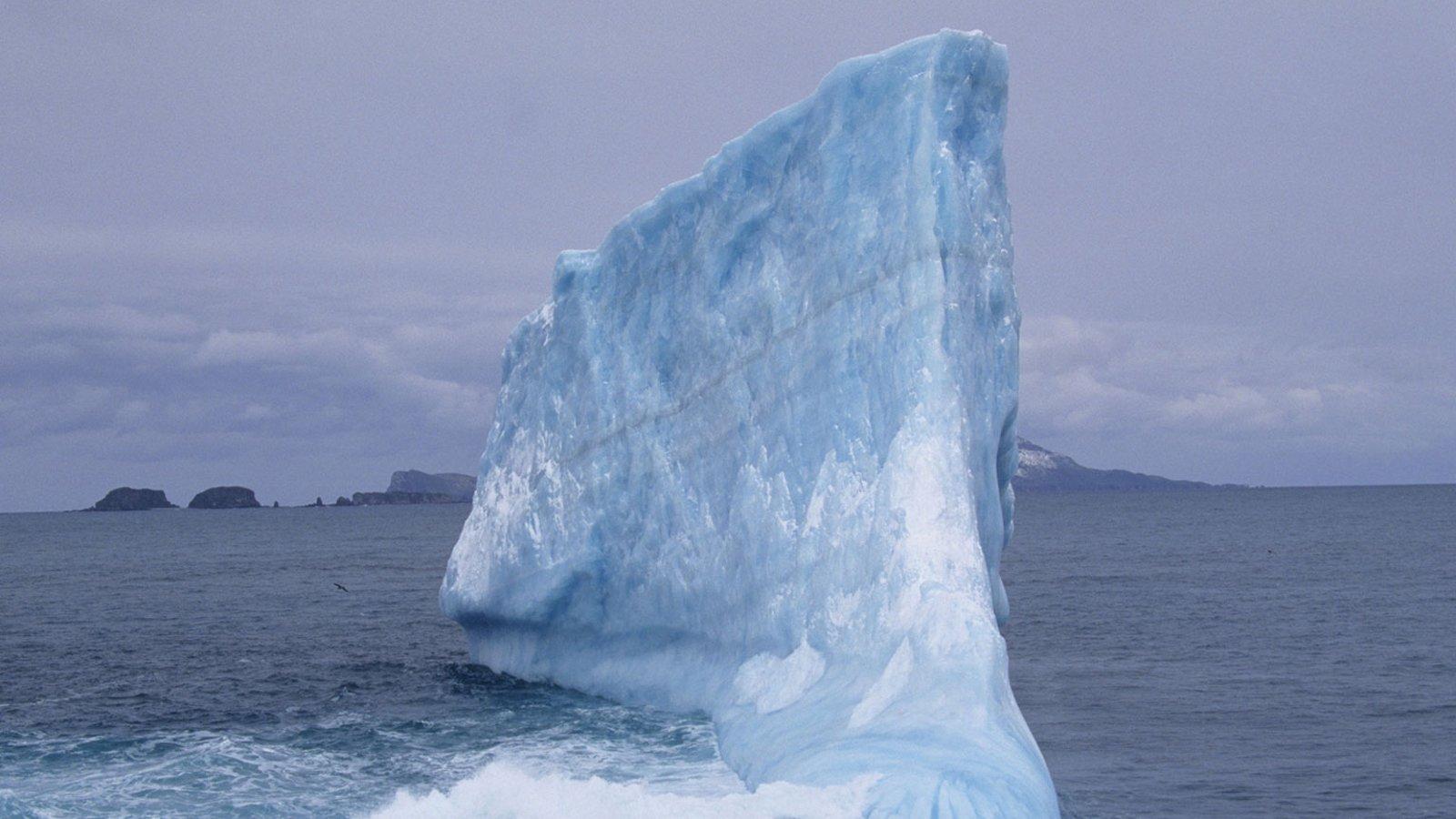 Antarctica—A World of Ice