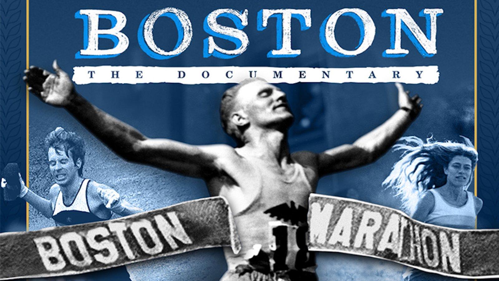 Boston - The History of the Boston Marathon