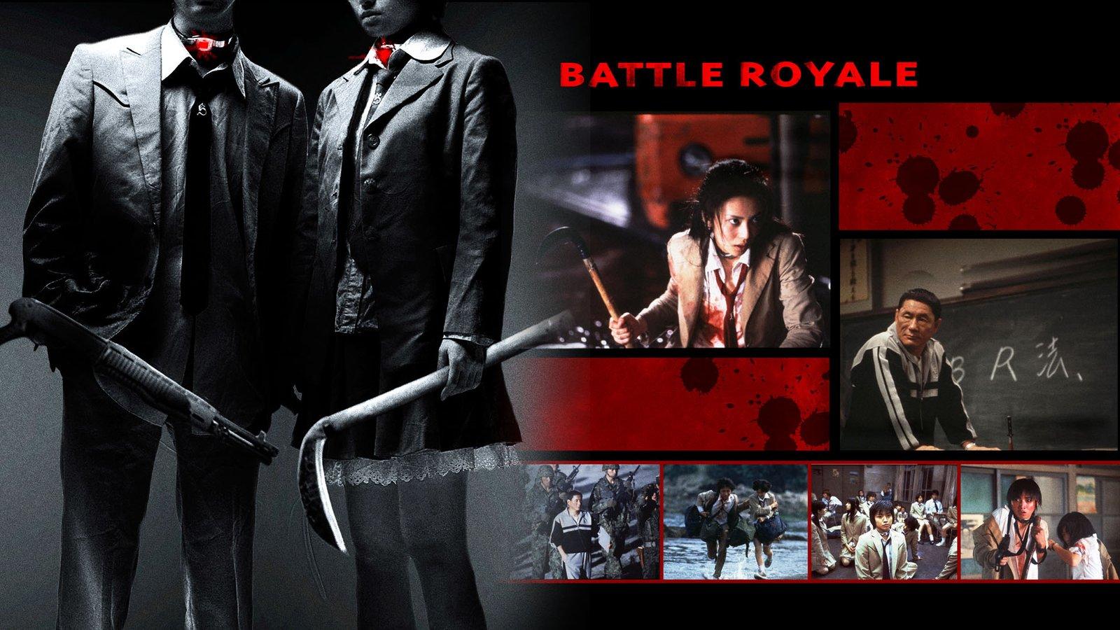 Battle Royale - Batoru rowaiaru