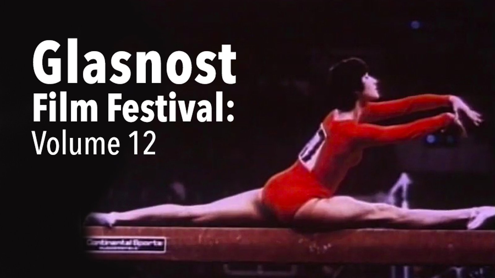 Glasnost Film Festival - Volume 12