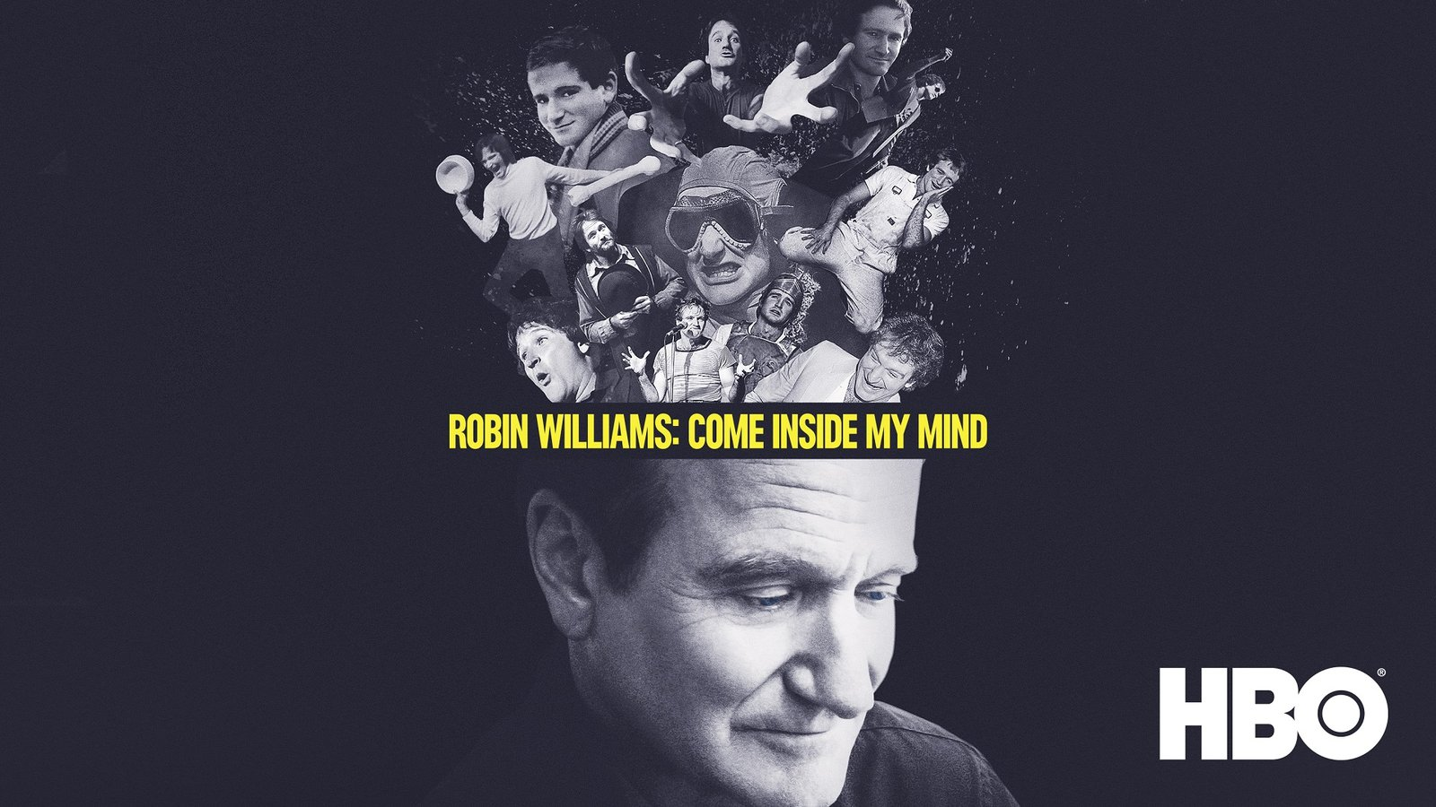 Robin Williams: Come Inside My Mind - The World's Most Beloved and Inventive Actor/Comedian