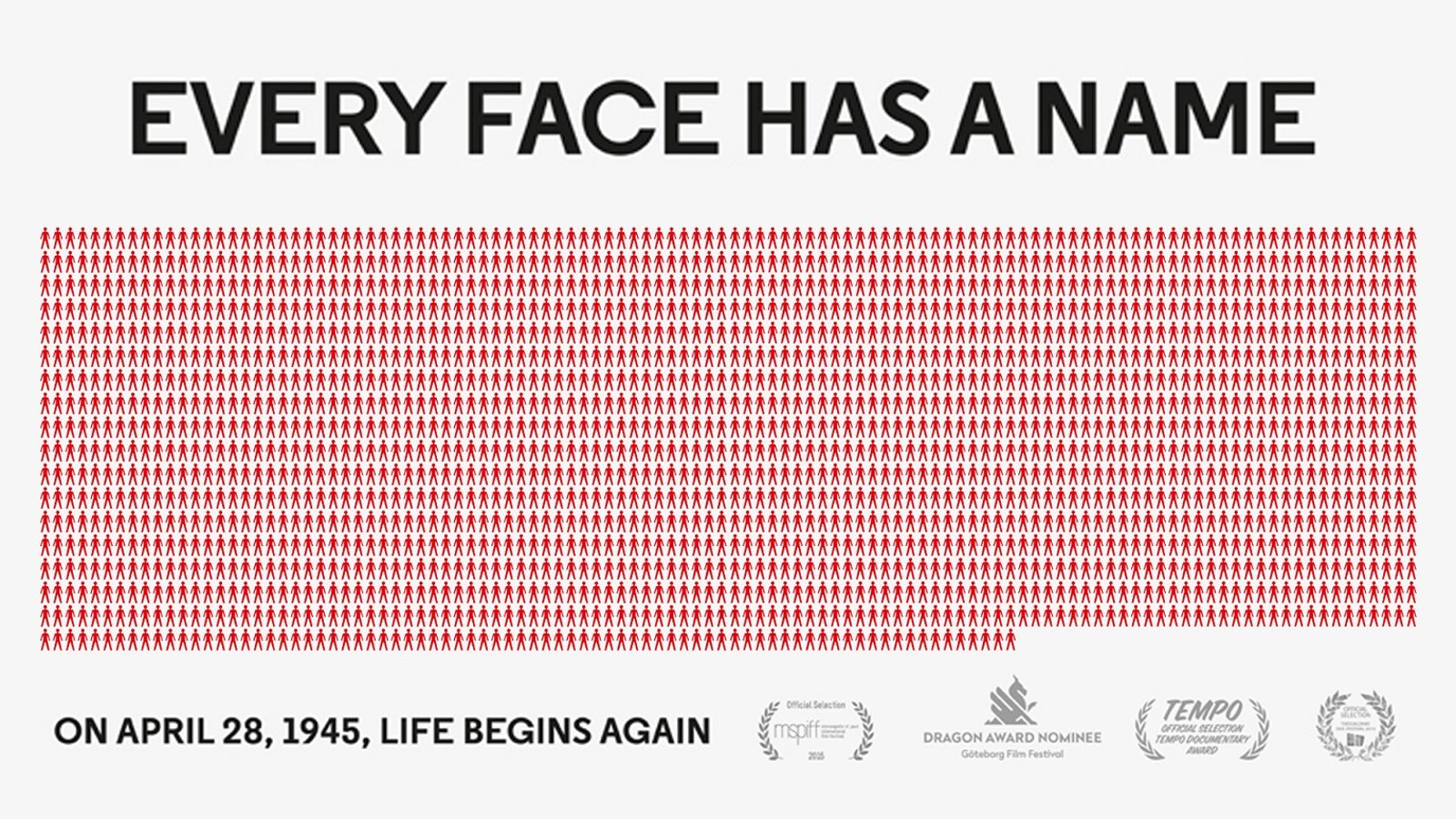 Every Face Has a Name - World War II Survivors Tell Their Stories