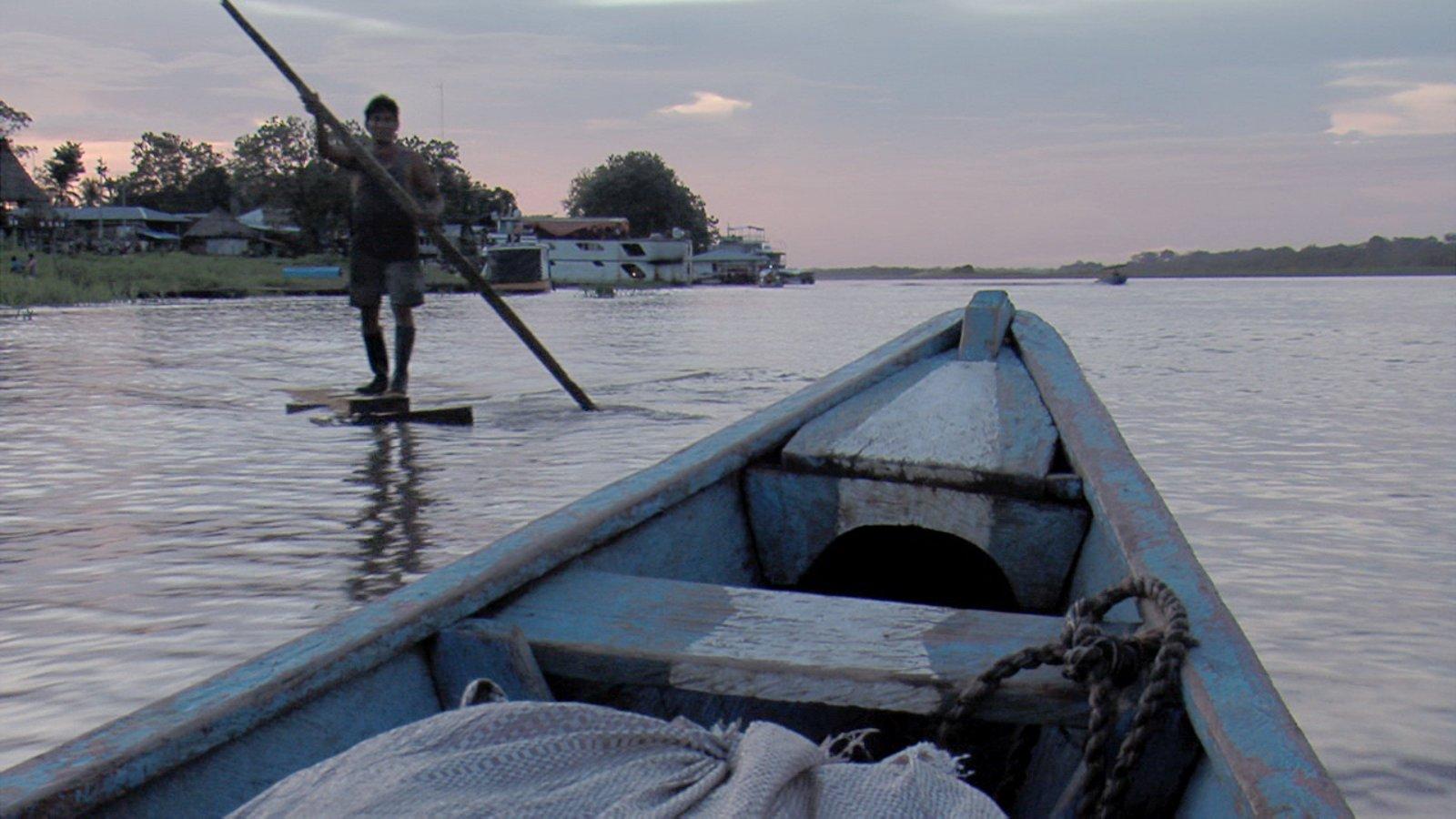 Margin - Journey on the Amazon River