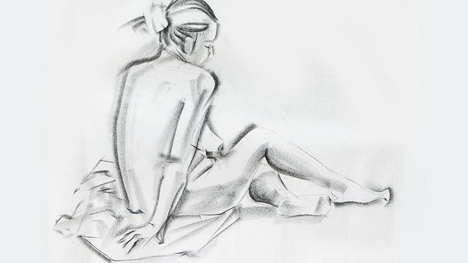 Drawing - Dry, Liquid, and Modern Media