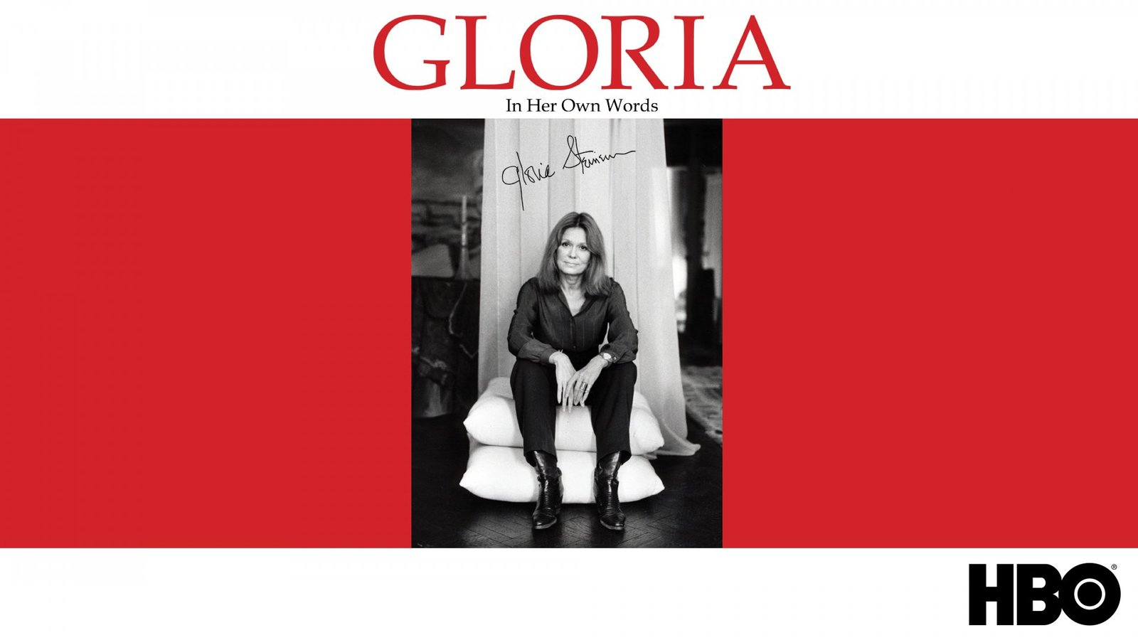 Gloria: In Her Own Words - Feminist Icon Gloria Steinem