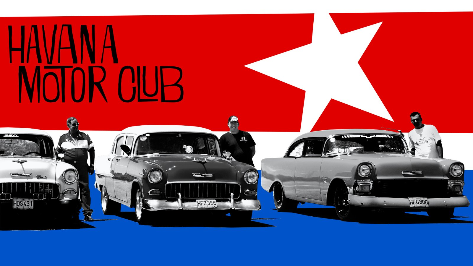 Havana Motor Club - Havana's Underground Drag Racing Community