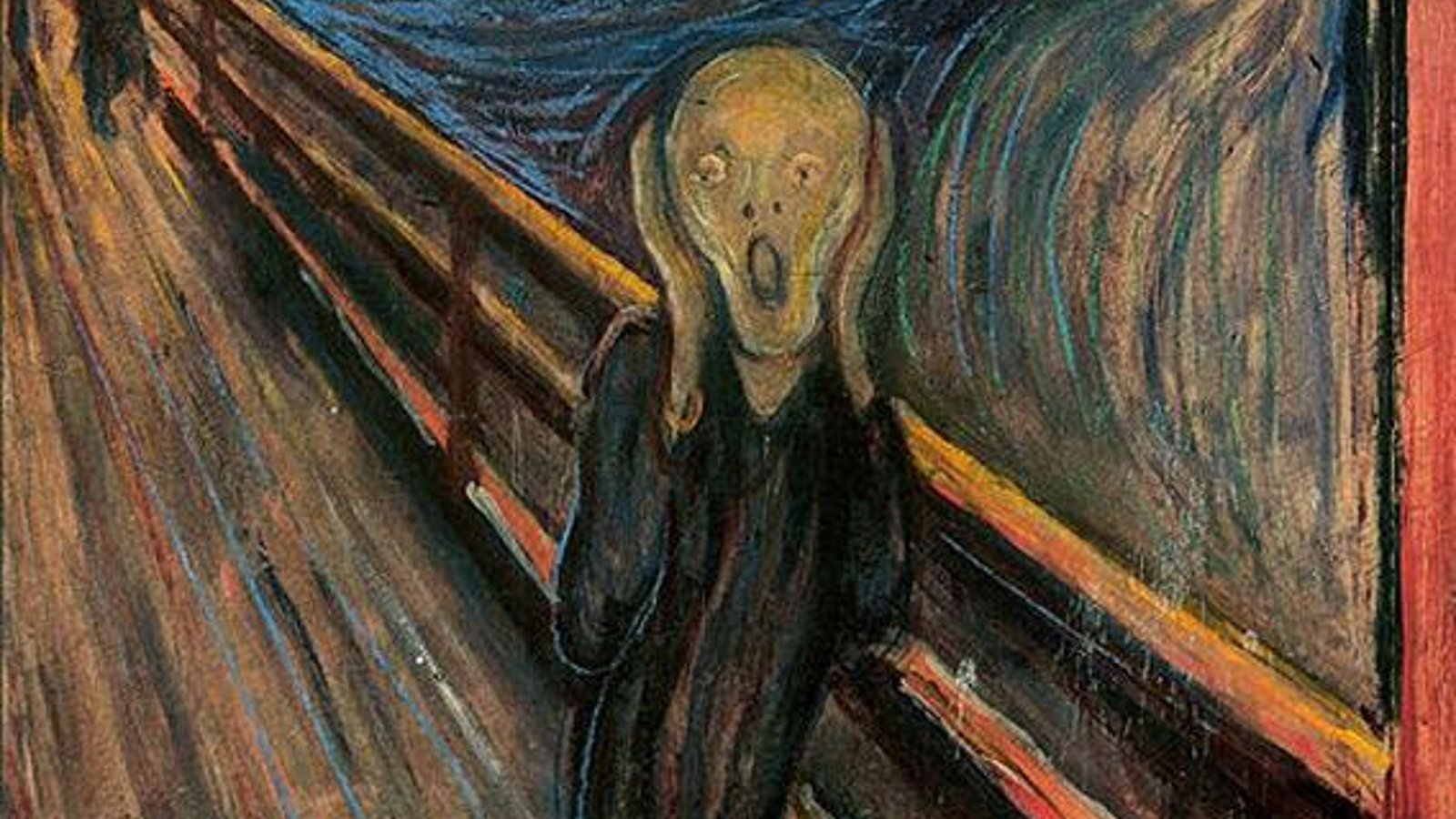Exhibition on Screen - Munch 150