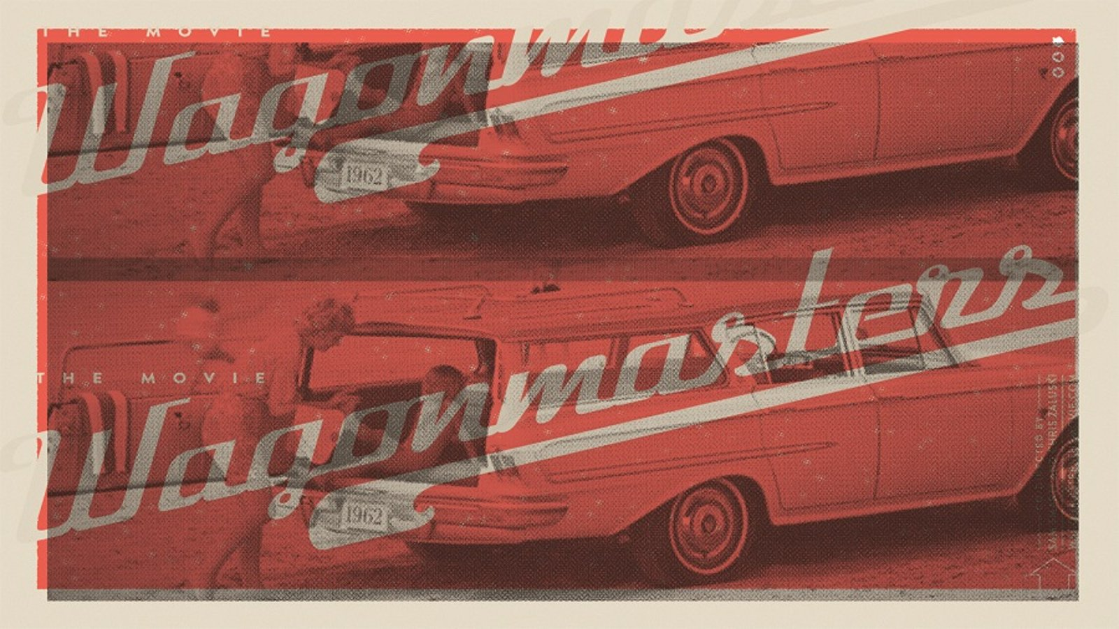 Wagonmasters - A Celebration of the American Station Wagon