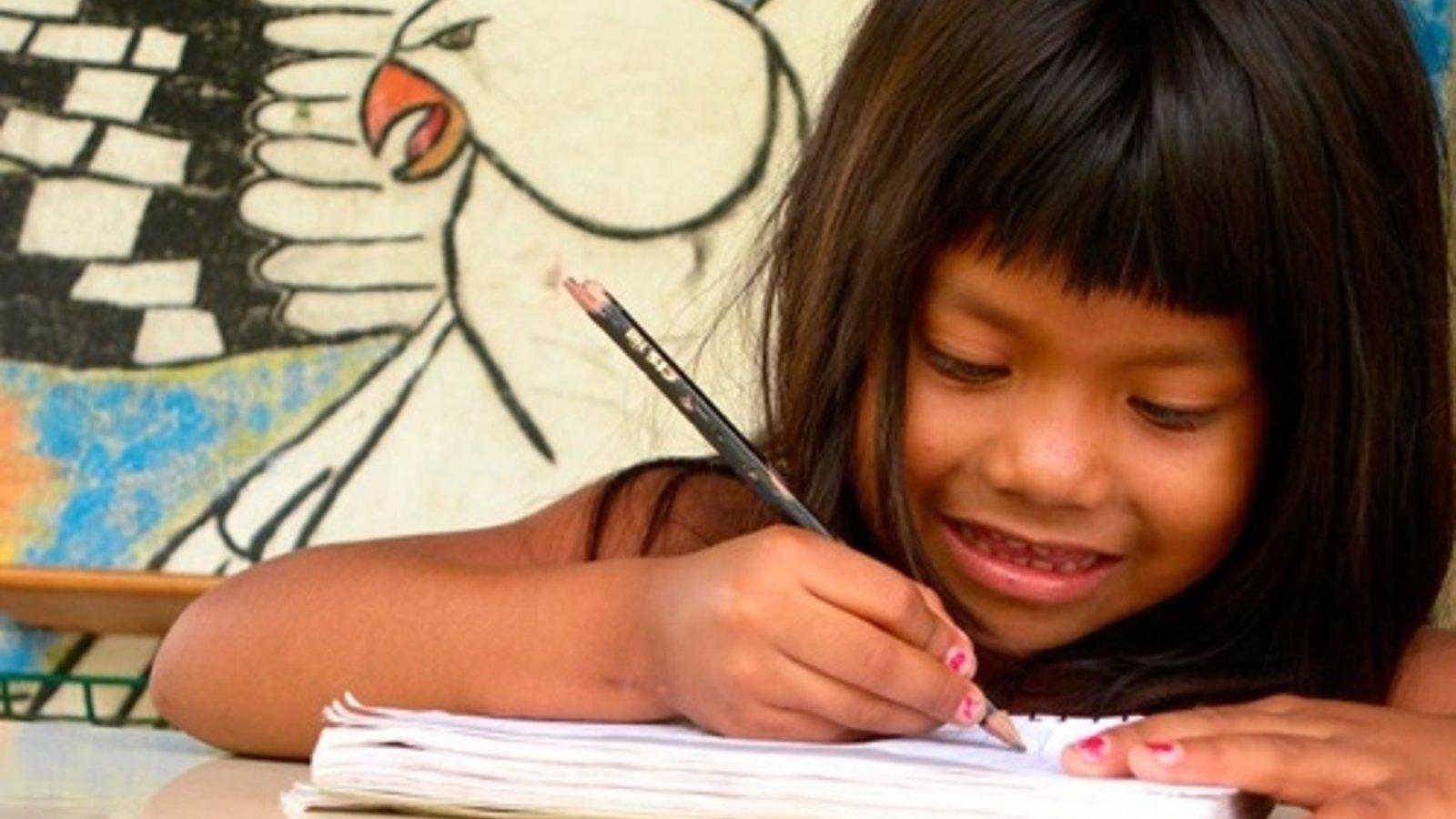 Mbyá Reko Pyguá - Education in a Guarani Tribe