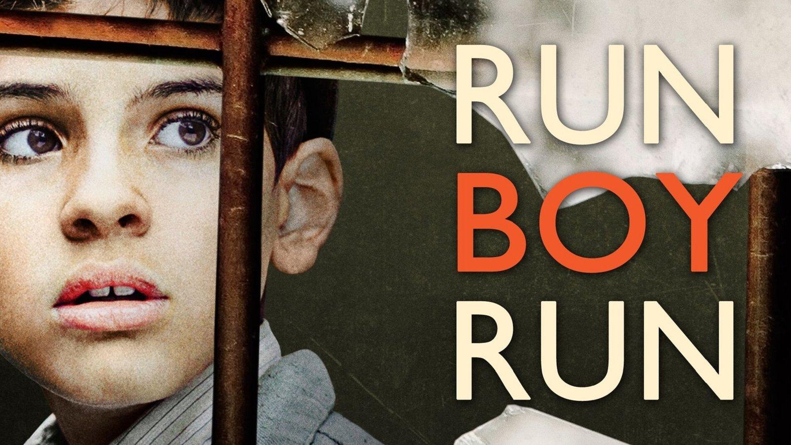Run Boy Run - Lauf Junge lauf