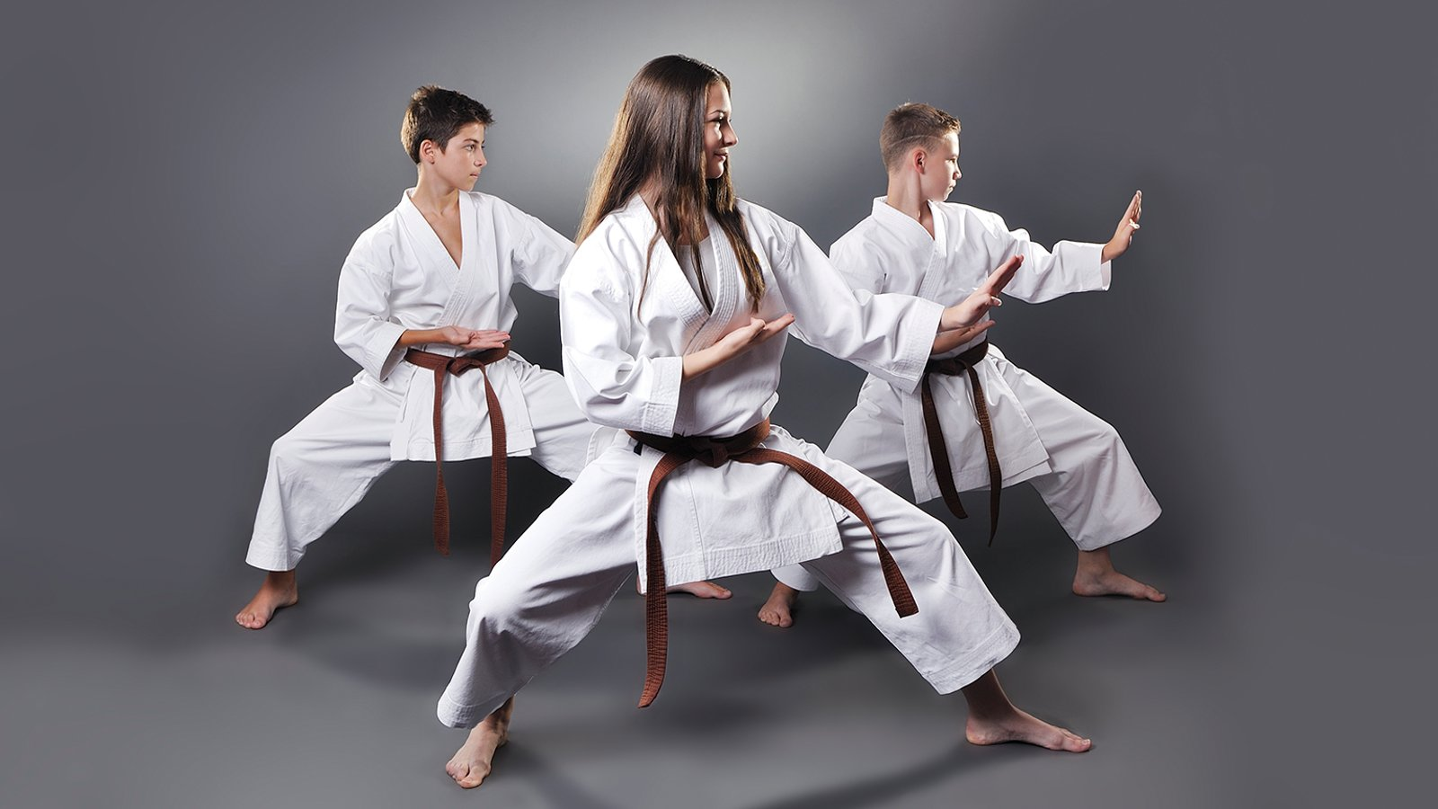 Karate: Fighting Stance and Mobility