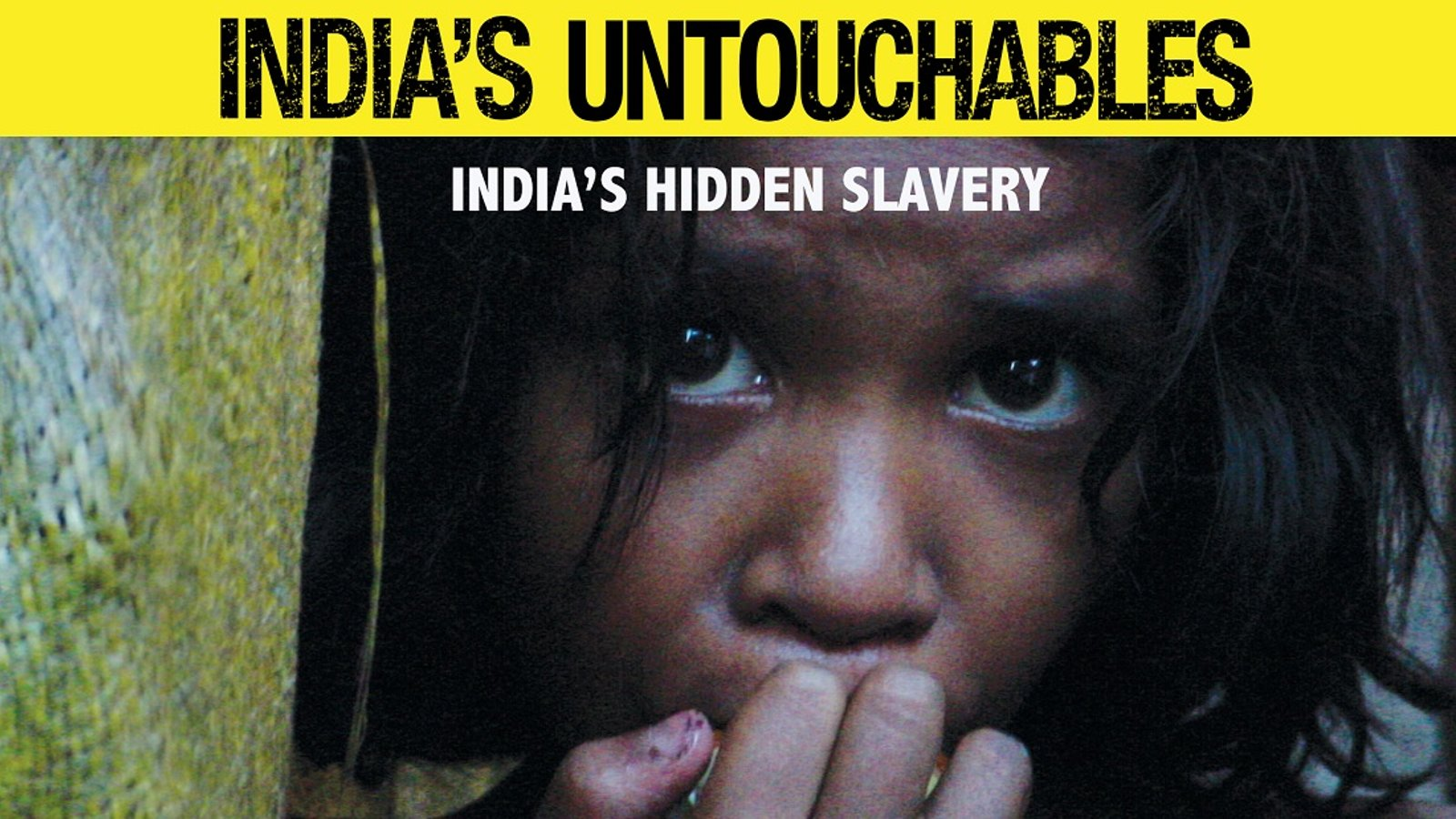 India's Hidden Slavery (Untouchables)