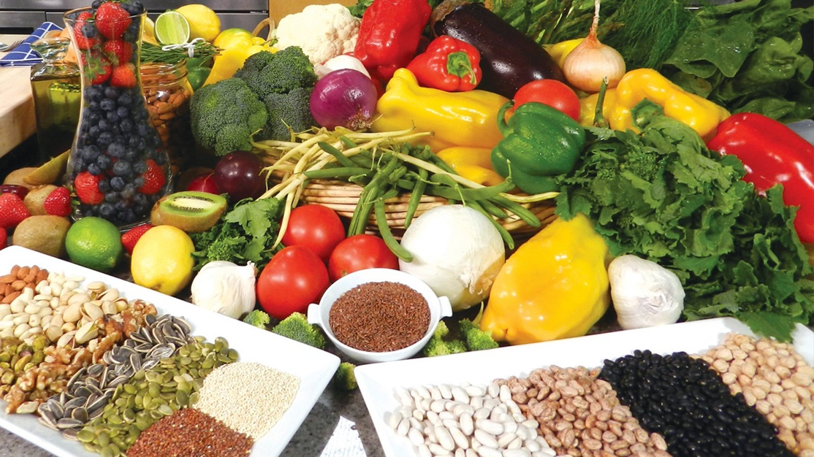 Powerful Micronutrients - Cooking with Color