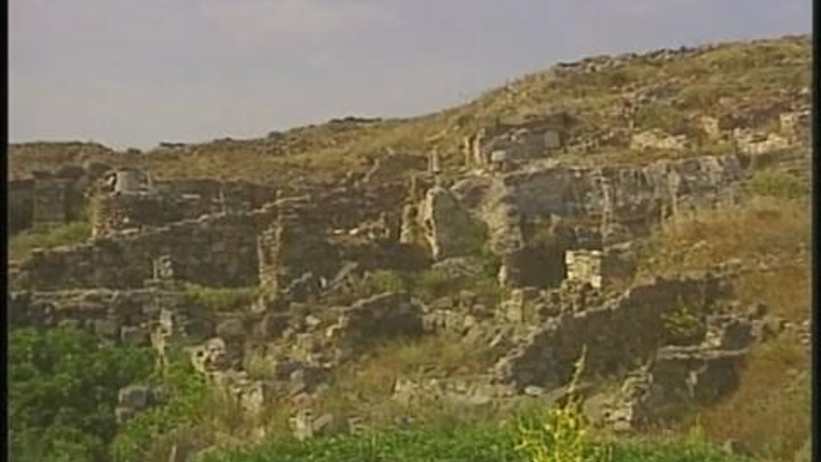 Ancient Itinerary In Ionia
