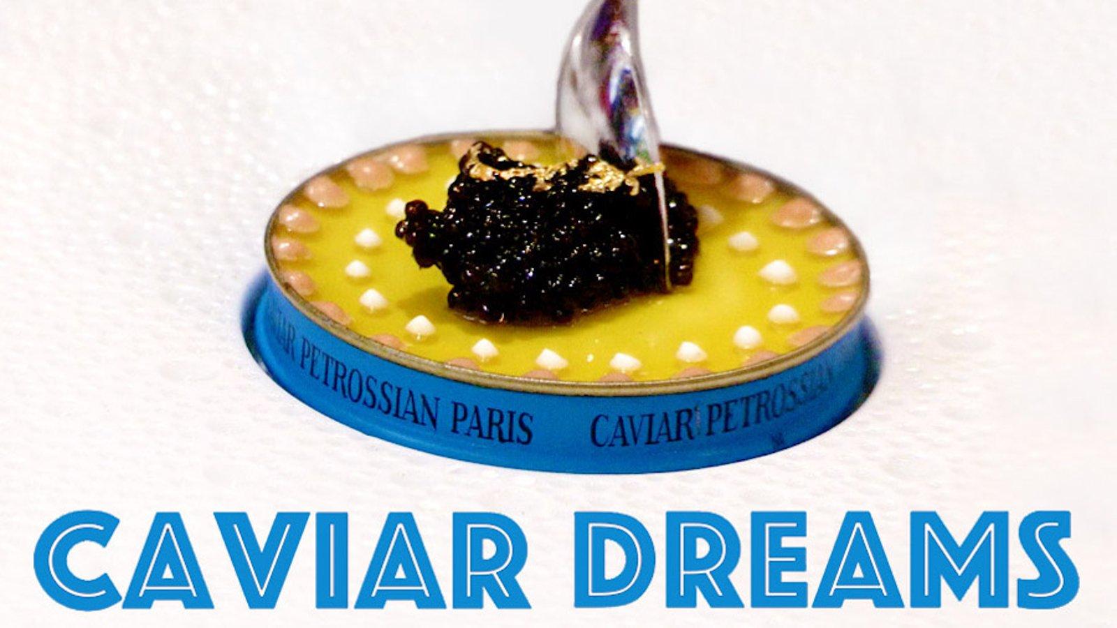 Caviar Dreams - How Caviar Became a Delicacy