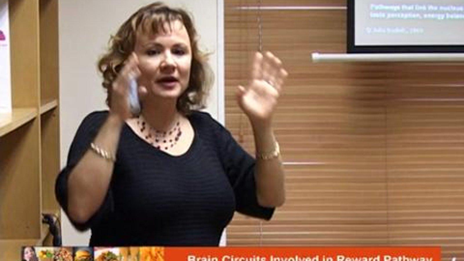 Food Abuse: Psychopathology of Addiction - by Dr Julia Budnik