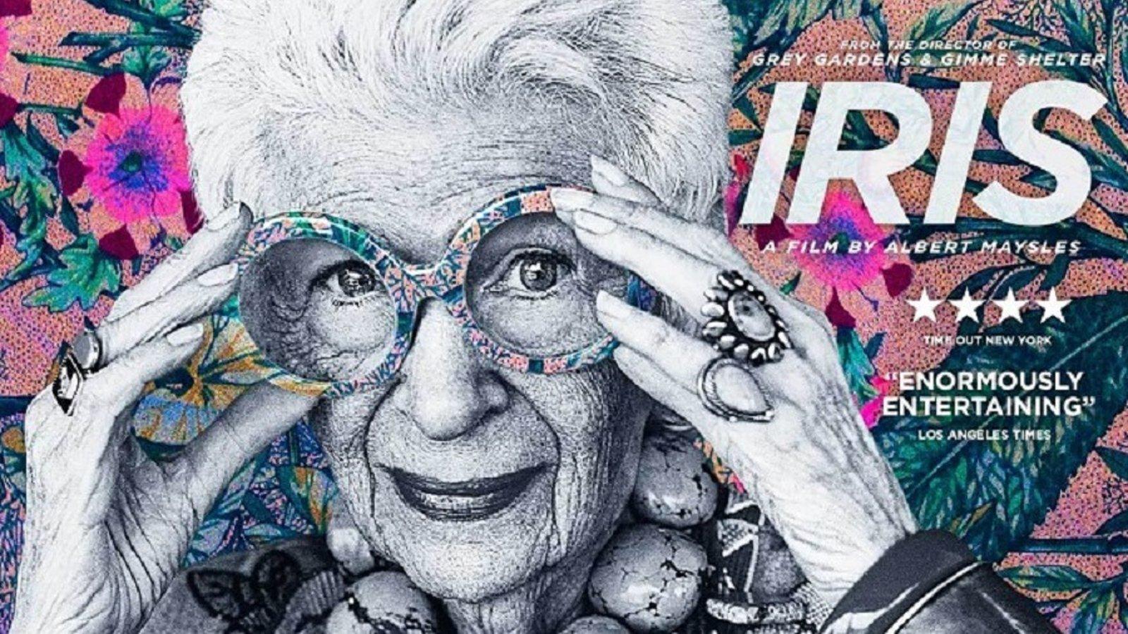Iris - A Fashion Icon