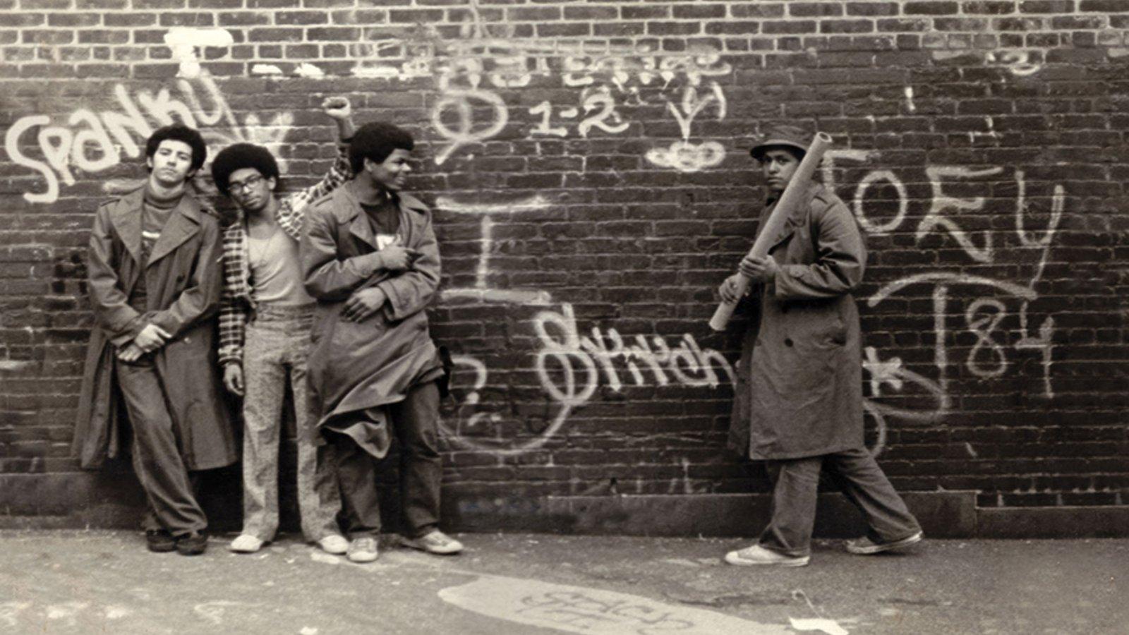 Wall Writers - Early Graffiti Artisits