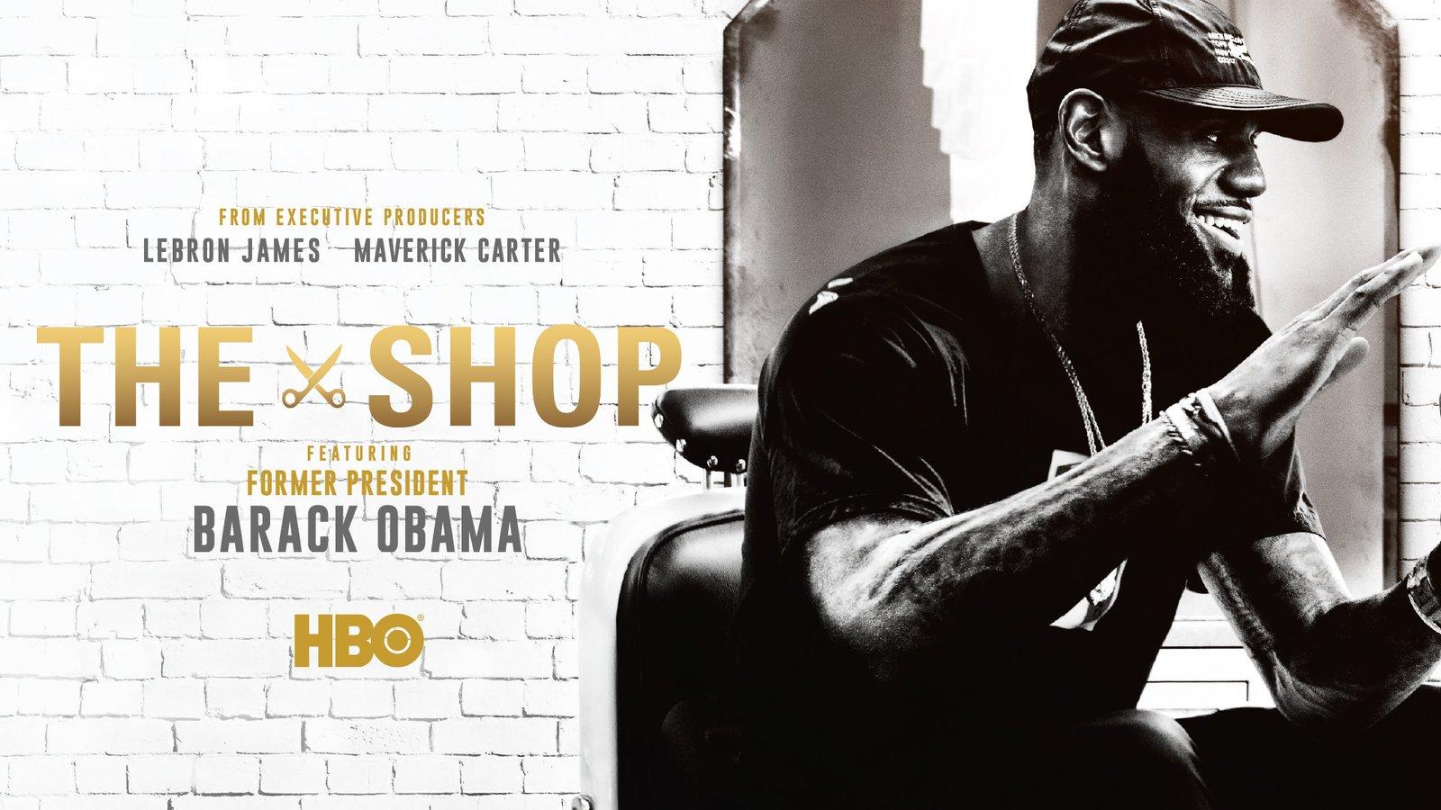 The Shop: Uninterrupted: Former President Barack Obama - Season 3 Episode 2
