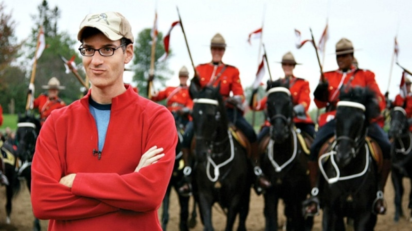 Being Canadian - Investigating Canadian Stereotypes