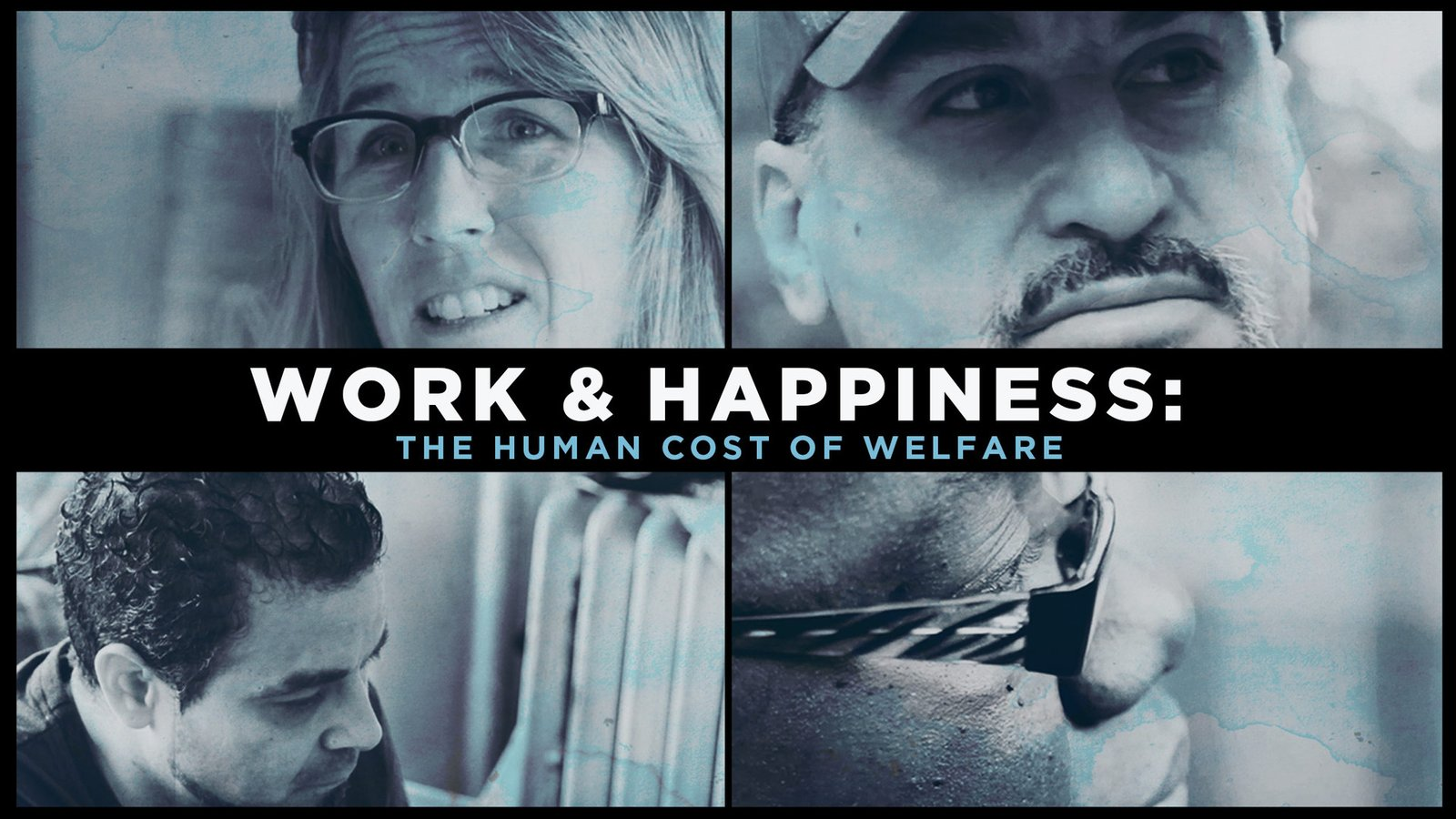 Work & Happiness: The Human Cost of Welfare