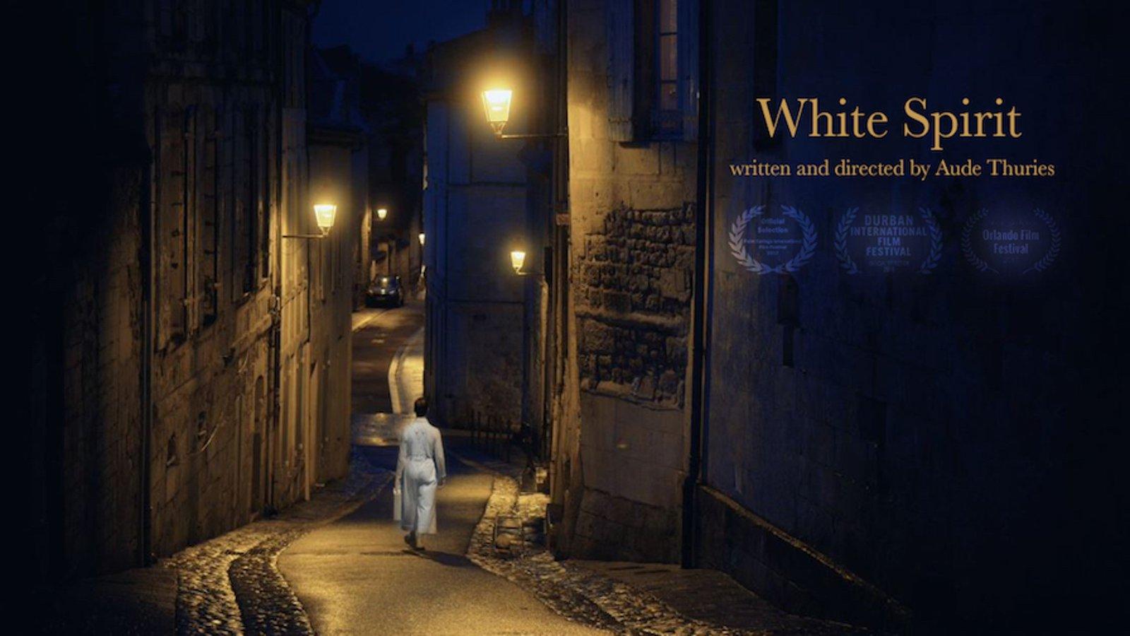 White Spirit - Du blanc a l'ame