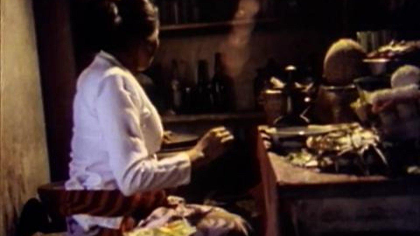 A Balinese Trance Seance and Jero on Jero