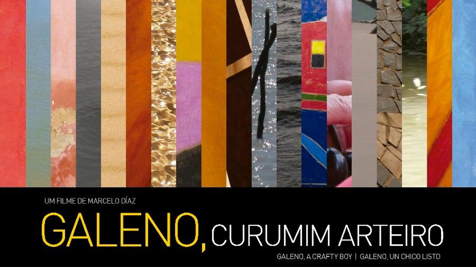 Galeno, A Crafty Boy (Galeno, Curumim Arteiro) - An Award-Winning Brazilian Artist's Source of Inspiration